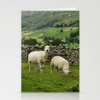 In The Moors Stationery Cards