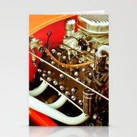 Flathead Rod Stationery Cards
