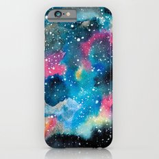 Watercolor Galaxy Slim Case iPhone 6s