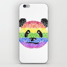 Panda Pride iPhone & iPod Skin
