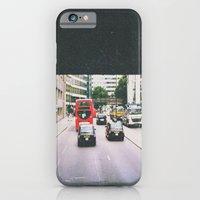 iPhone Cases featuring Under a Bridge by Jane Lacey Smith