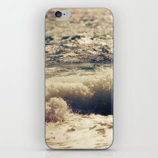 autumn sea iPhone & iPod Skin