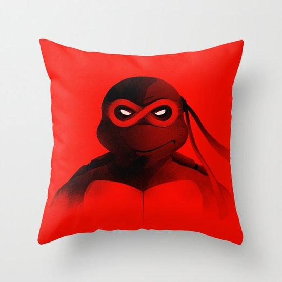 Raphael Forever Throw Pillow