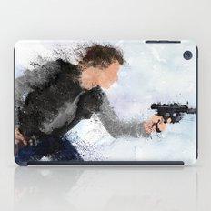 The Smuggler ( Splatter ) iPad Case