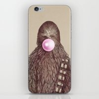 Big Chew iPhone & iPod Skin
