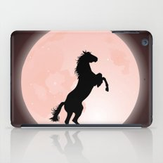 Moon Rider iPad Case