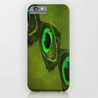 Neon Eyes iPhone 6 Slim Case