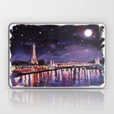 Paris at Night Laptop & iPad Skin