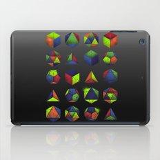 Sacred Shapes & Colors iPad Case