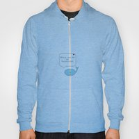Whale You Be My Valentin… Hoody