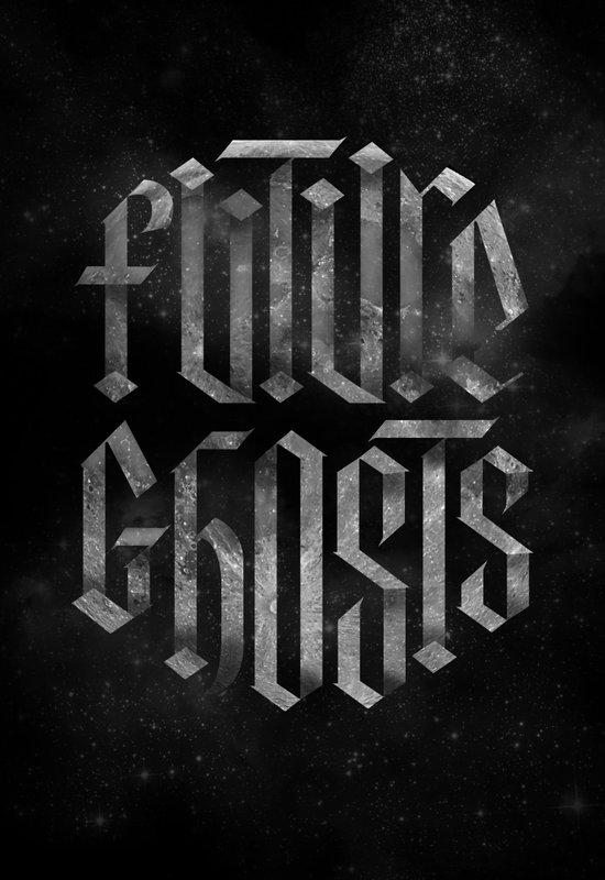 Future Ghosts Art Print