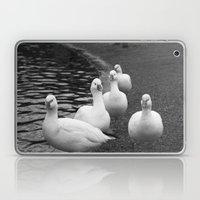 Quacks on the Quoile. Laptop & iPad Skin