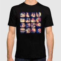 BREAKING BAD Mens Fitted Tee Black SMALL