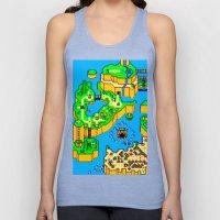 Mario World '84 Unisex Tank Top