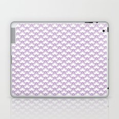 matsukata in african violet Laptop & iPad Skin