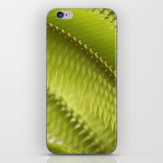 Lemon Grass iPhone & iPod Skin