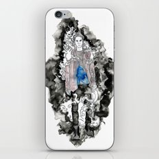 Haunted iPhone & iPod Skin