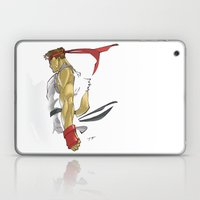 The Street Fighter Laptop & iPad Skin