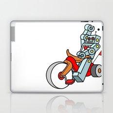 Hot Wheeling Robot Love Laptop & iPad Skin