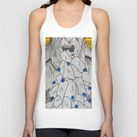 We Are Eaten Up By Nothi… Unisex Tank Top
