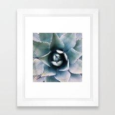 A G A V E Framed Art Print
