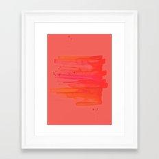 In Lust Framed Art Print