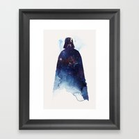 The Lord Of The Universe Framed Art Print