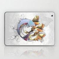 Piscis Orbis Laptop & iPad Skin