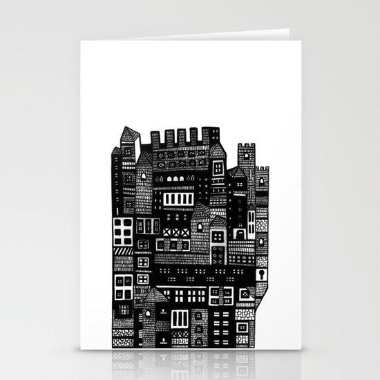 Neighborhood II Stationery Card