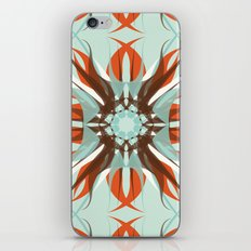 The scent iPhone & iPod Skin