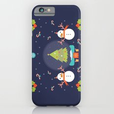 Day 01/25 Advent - Frosty meets his match iPhone 6 Slim Case