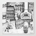 Baking Cats Canvas Print
