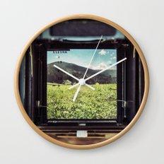 Medium Format Wall Clock