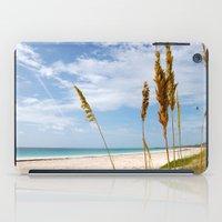 Mark Your Piece of Paradise iPad Case