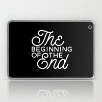The Beginning Of The End Laptop & iPad Skin