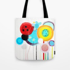 I am going to eat you up  Tote Bag