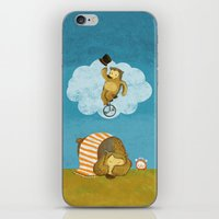 What bears dream of iPhone & iPod Skin