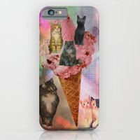 The cat's that got the cream! iPhone 6 Slim Case