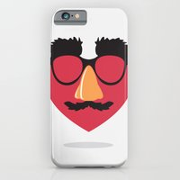 Love in Disguise iPhone 6 Slim Case