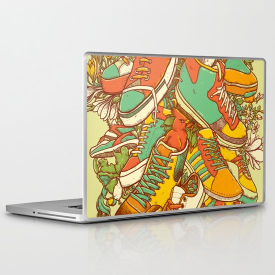 If the Shoe Fits Laptop & iPad Skin
