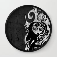 Cosmic Soup - Before Con… Wall Clock