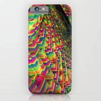 iPhone & iPod Case featuring Walking on Rainbows by Nick G