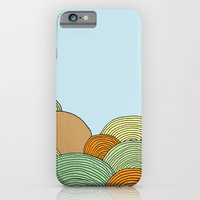 iPhone & iPod Case featuring Hills by Chris Gregori