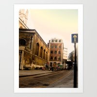 Way... (color 2) Art Print