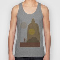 A New Hope Movie Poster Unisex Tank Top