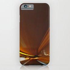 Traffic in warp speed iPhone 6 Slim Case