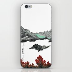 Spring of WuShe iPhone & iPod Skin
