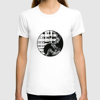 T-shirt featuring yin and yang by Rishi Parikh