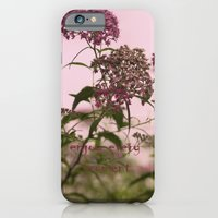 Enjoy Every Moment iPhone 6 Slim Case