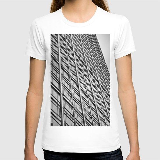 Skyscraper Abstract T-shirt